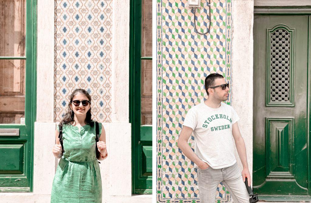 Lizbon Çinileri